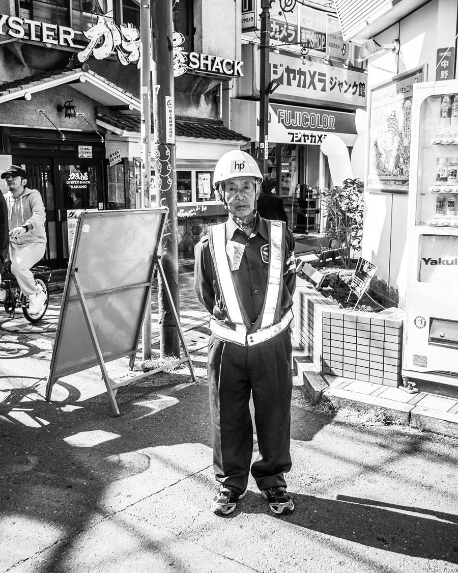 Near Nakano Station, Tokyo 2015
