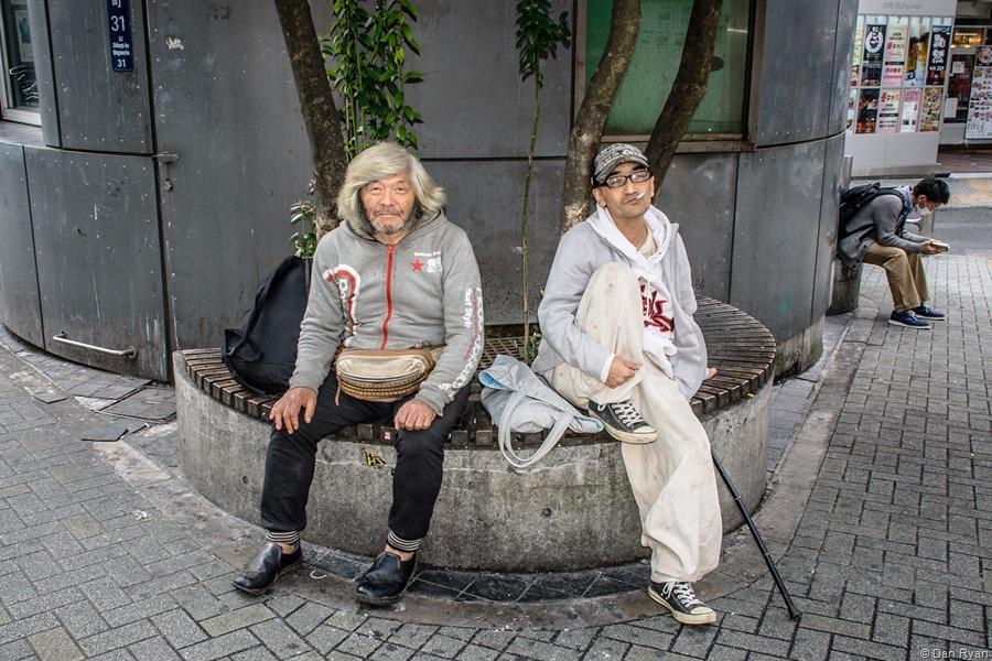 Udagawachō, Shibuya, Tokyo 2015 (Story: