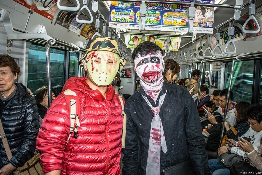 Halloween, Tokyo 2015